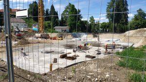 Bauprojekt Messenbach INVO.report